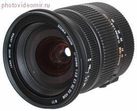 Объектив Sigma AF 17-50mm f2.8 EX DC OS HSM CANON