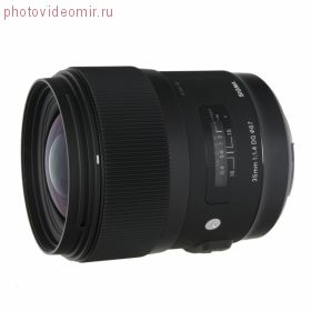 Объектив Sigma AF 35mm F/1.4 DG HSM Art CANON